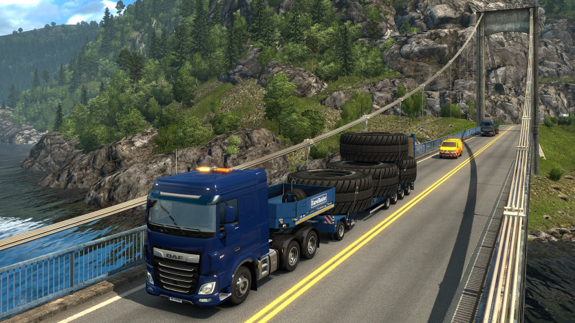 Screenshot 9 - Euro Truck Simulator 2 - Special Transport