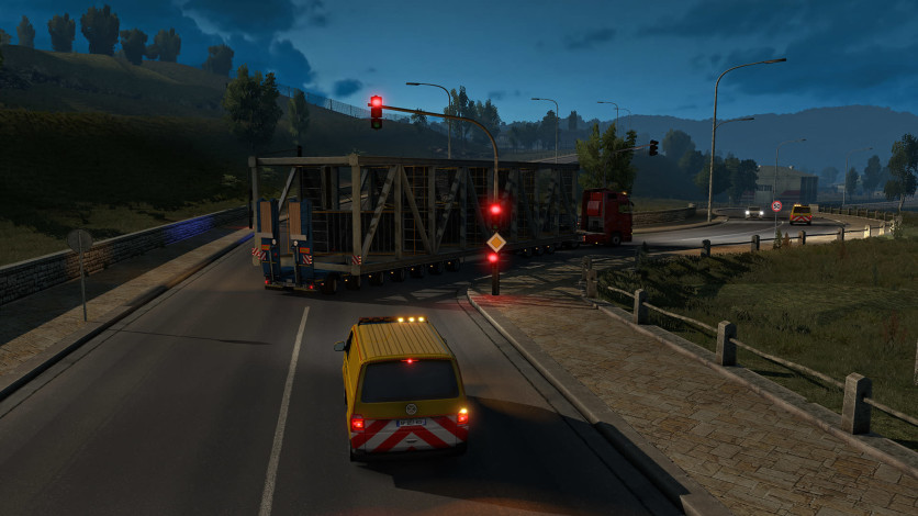 Screenshot 10 - Euro Truck Simulator 2 - Special Transport