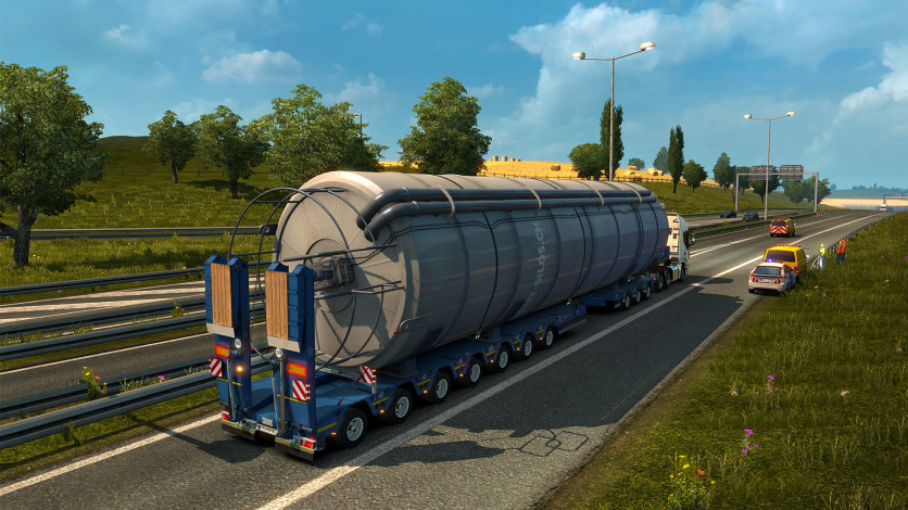 Screenshot 11 - Euro Truck Simulator 2 - Special Transport