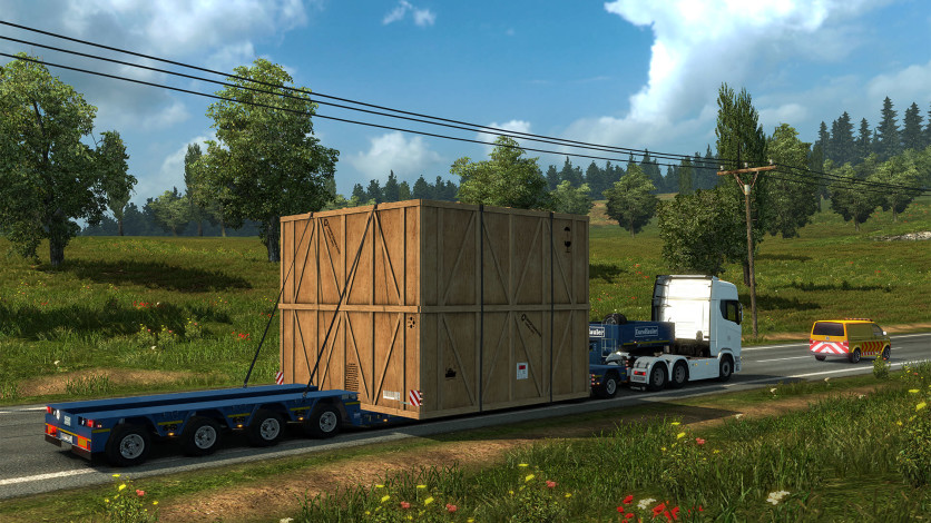 Screenshot 18 - Euro Truck Simulator 2 - Special Transport