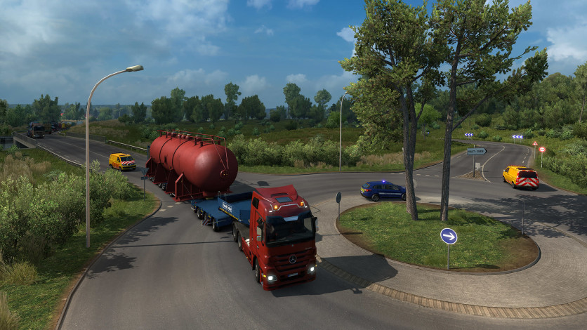 Screenshot 17 - Euro Truck Simulator 2 - Special Transport