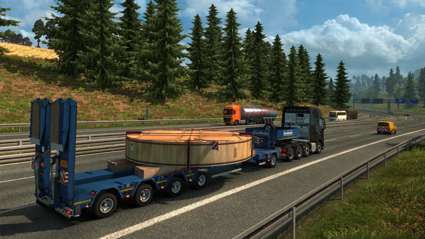 Screenshot 12 - Euro Truck Simulator 2 - Special Transport