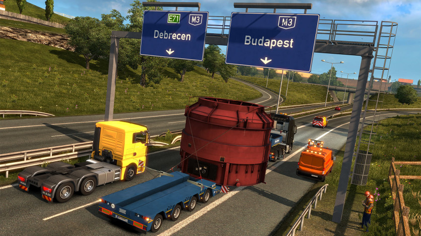 Screenshot 4 - Euro Truck Simulator 2 - Special Transport