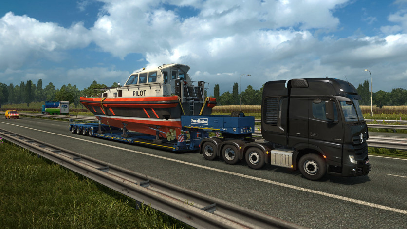 Screenshot 16 - Euro Truck Simulator 2 - Special Transport