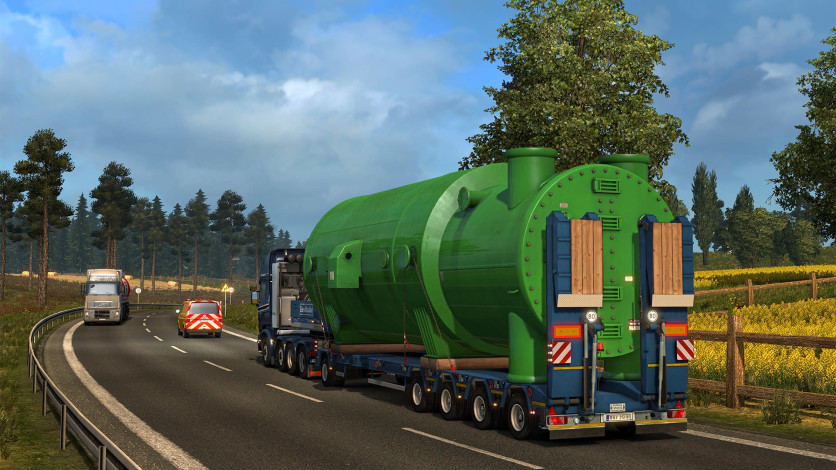Screenshot 5 - Euro Truck Simulator 2 - Special Transport