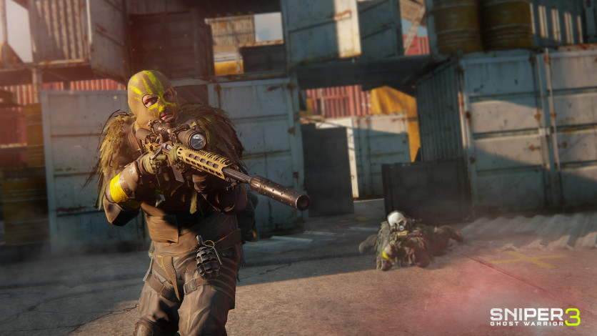 Screenshot 1 - Sniper Ghost Warrior 3 - Multiplayer Map Pack