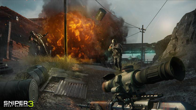 Screenshot 3 - Sniper Ghost Warrior 3 - Multiplayer Map Pack