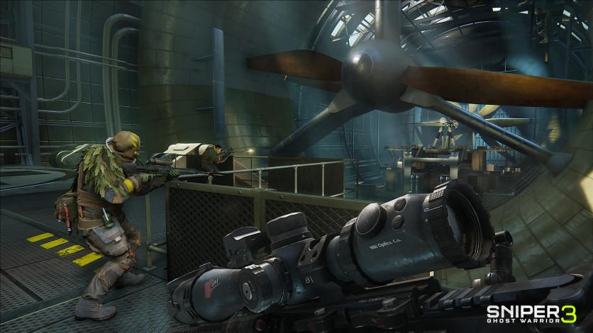 Screenshot 2 - Sniper Ghost Warrior 3 - Multiplayer Map Pack