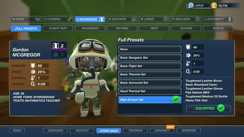 Screenshot 2 - Bomber Crew Deluxe Edition
