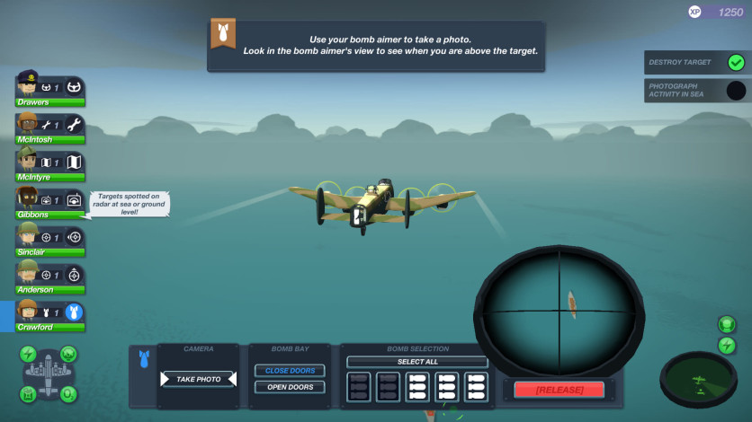 Screenshot 5 - Bomber Crew Deluxe Edition