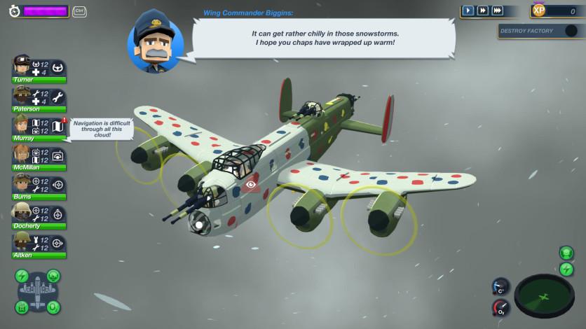 Screenshot 11 - Bomber Crew Deluxe Edition
