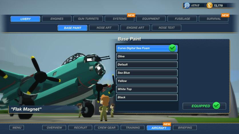 Screenshot 4 - Bomber Crew Deluxe Edition