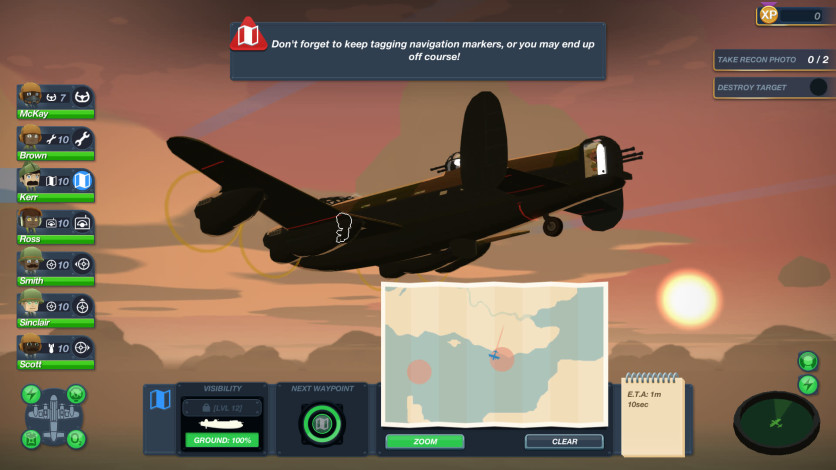 Screenshot 6 - Bomber Crew Deluxe Edition