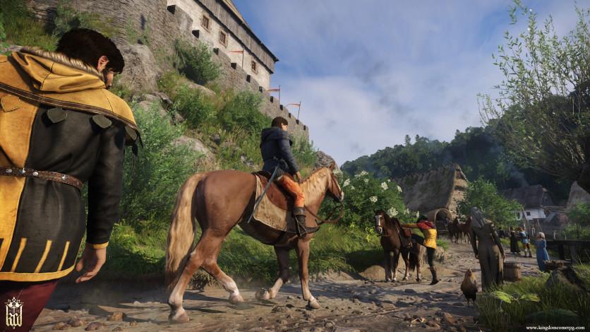 Screenshot 6 - Kingdom Come: Deliverance