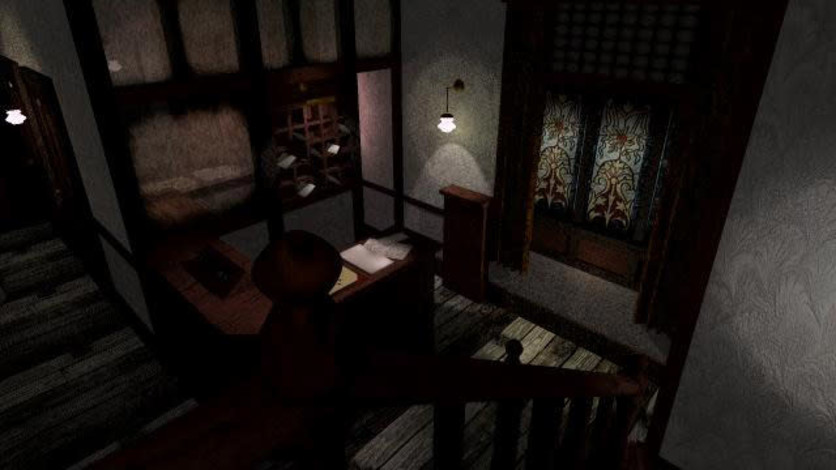 Screenshot 1 - Dark Fall: The Journal