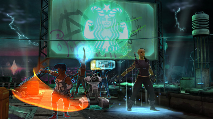 Screenshot 10 - Shadowrun Chronicles: INFECTED Director's Cut