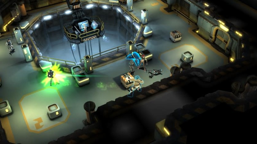 Screenshot 7 - Shadowrun Chronicles: INFECTED Director's Cut