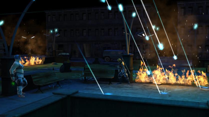 Screenshot 6 - Shadowrun Chronicles: INFECTED Director's Cut