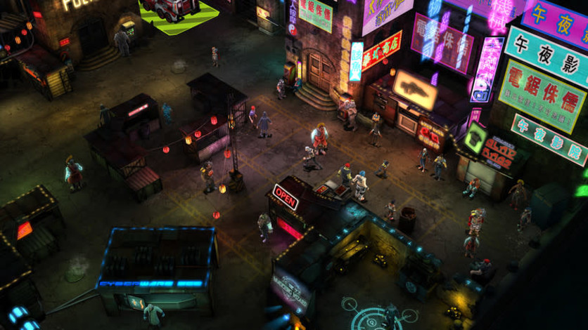 Screenshot 9 - Shadowrun Chronicles: INFECTED Director's Cut