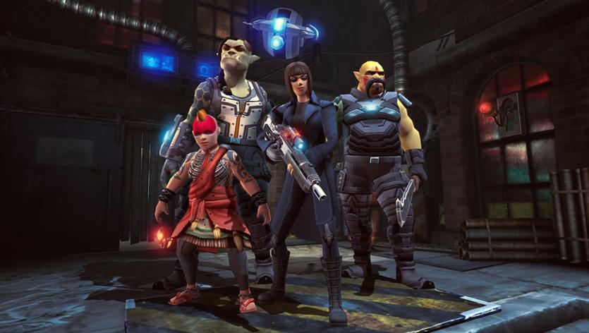 Screenshot 1 - Shadowrun Chronicles: INFECTED Director's Cut