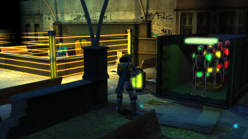 Screenshot 8 - Shadowrun Chronicles: INFECTED Director's Cut