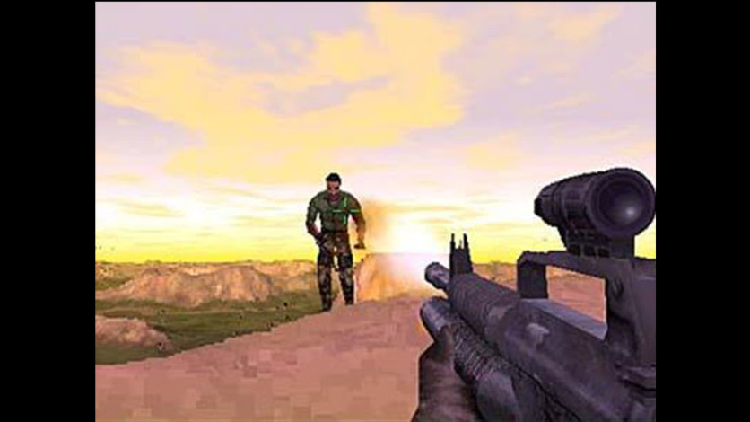 Screenshot 1 - Delta Force