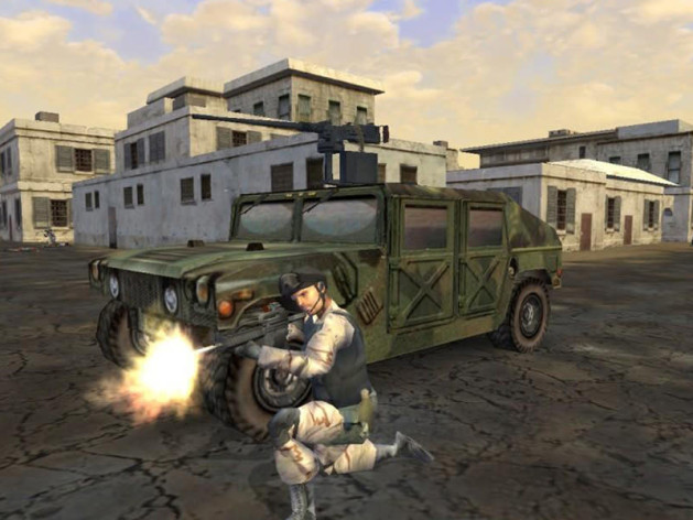 Screenshot 4 - Delta Force: Black Hawk Down