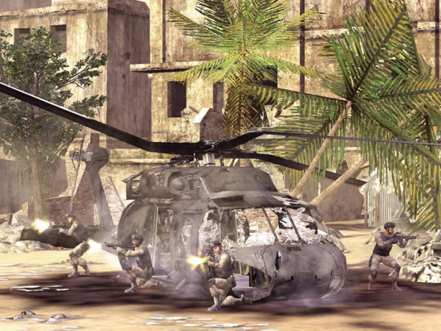 Screenshot 3 - Delta Force: Black Hawk Down