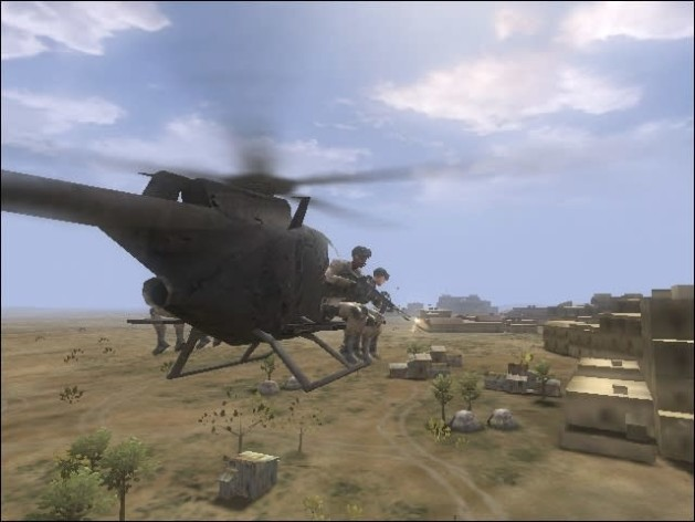 Screenshot 2 - Delta Force: Black Hawk Down