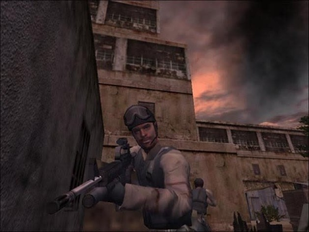 Screenshot 1 - Delta Force: Black Hawk Down