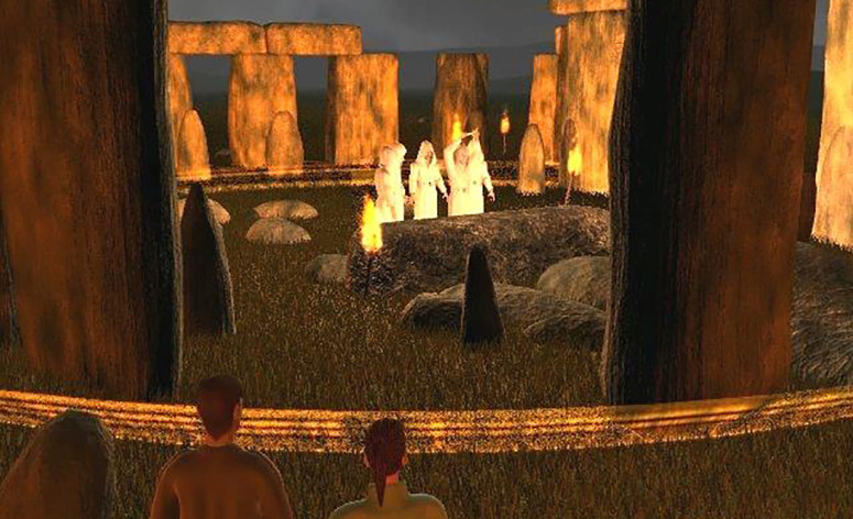 Screenshot 6 - The Mystery of the Druids