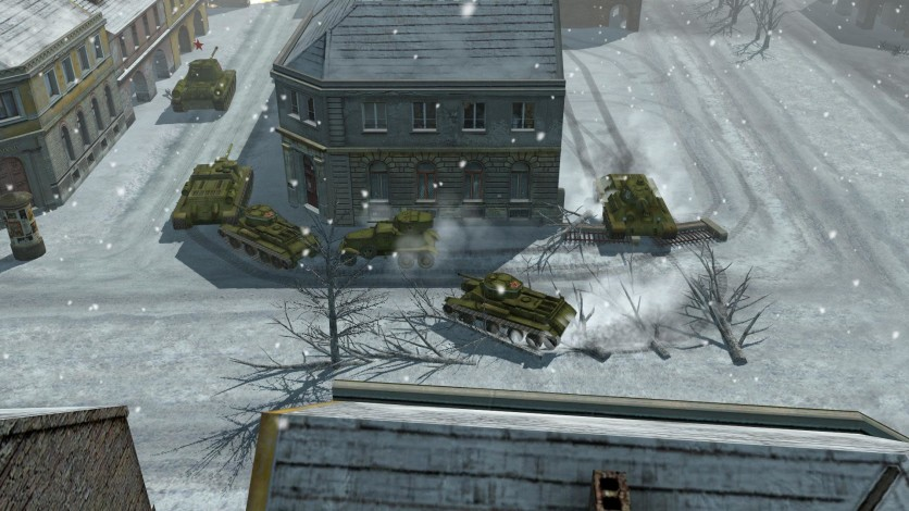 Screenshot 5 - Codename: Panzers, Phase One