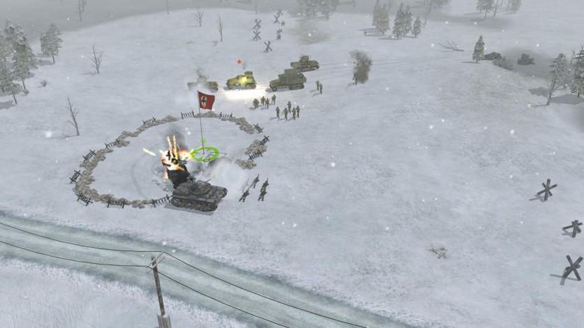Screenshot 2 - Codename: Panzers, Phase One