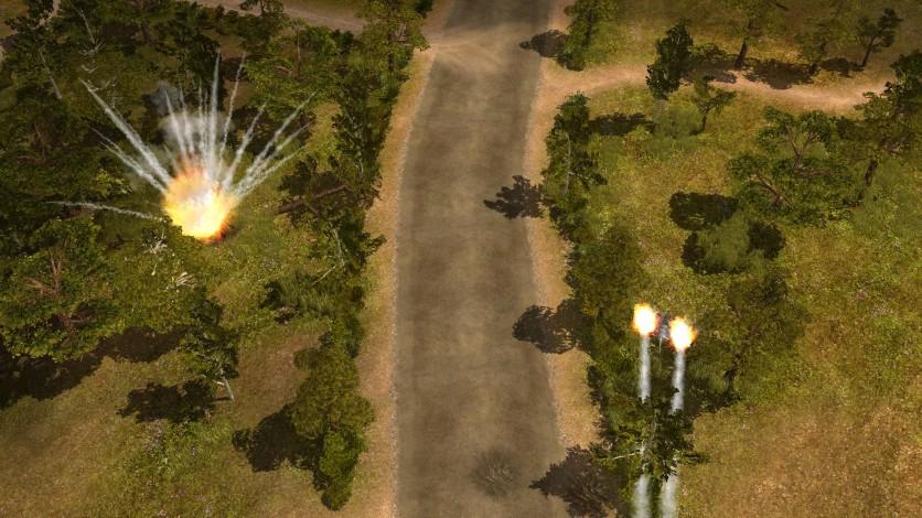 Screenshot 8 - Codename: Panzers, Phase One