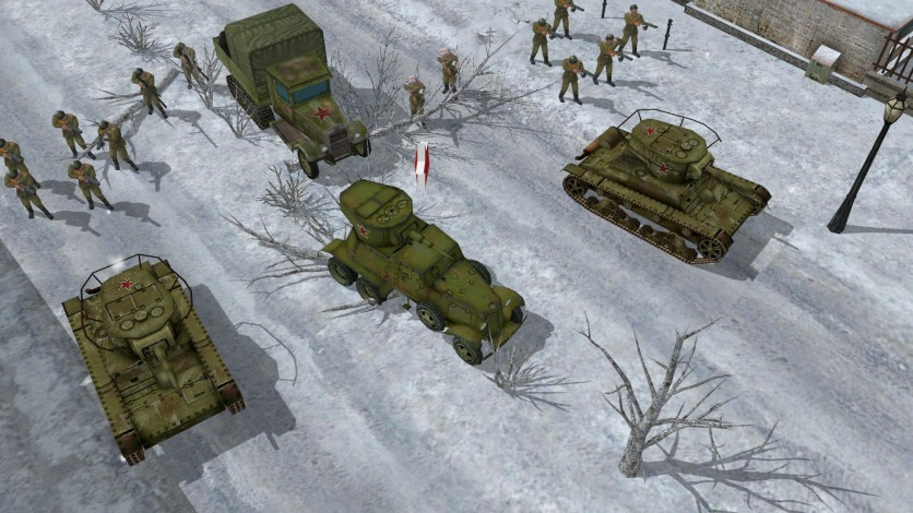 Screenshot 4 - Codename: Panzers, Phase One