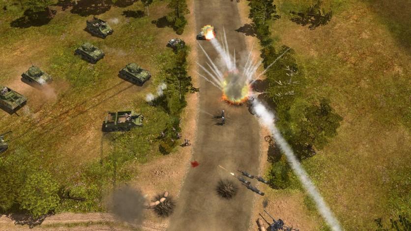 Screenshot 9 - Codename: Panzers, Phase One