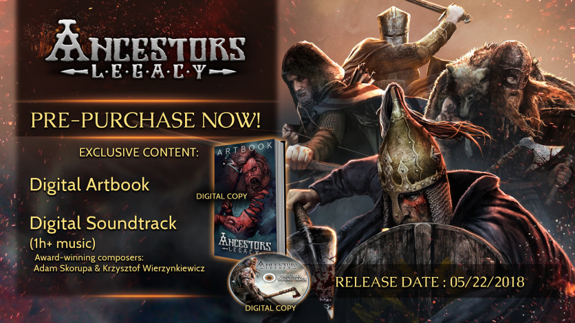 Screenshot 2 - Ancestors Legacy