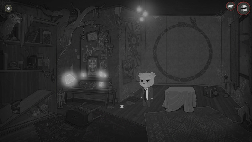 Screenshot 13 - Bear with me - Collector's Edition