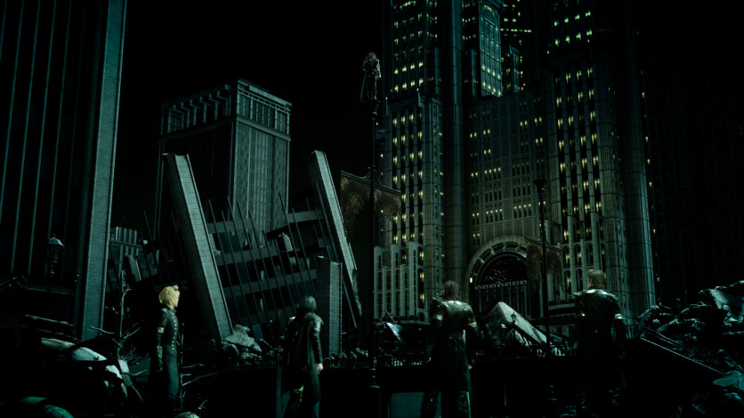Screenshot 5 - Final Fantasy XV Windows Edition