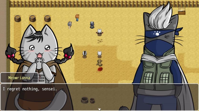 Screenshot 4 - The Chronicles of Nyanya