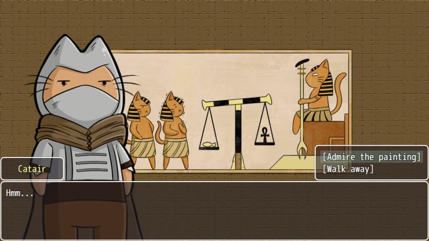 Screenshot 3 - The Chronicles of Nyanya
