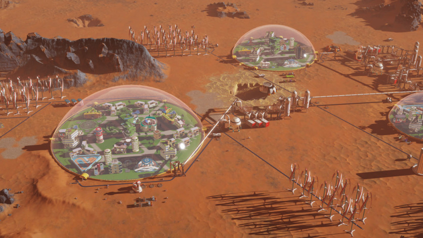 Screenshot 9 - Surviving Mars