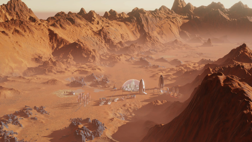 Screenshot 3 - Surviving Mars