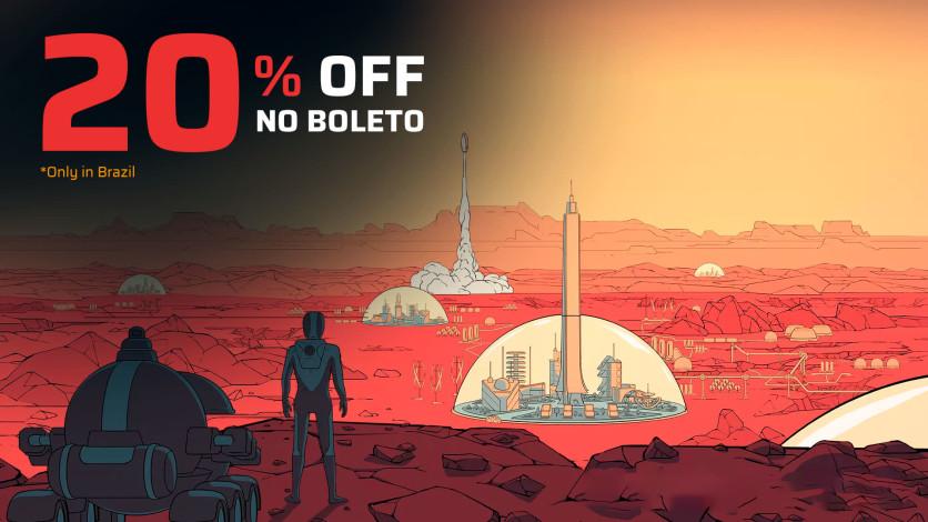 Screenshot 1 - Surviving Mars