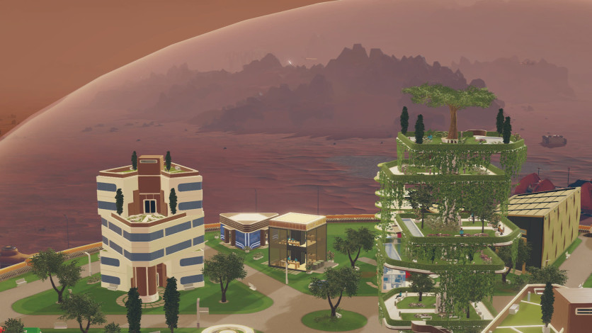 Screenshot 3 - Surviving Mars: First Colony Edition