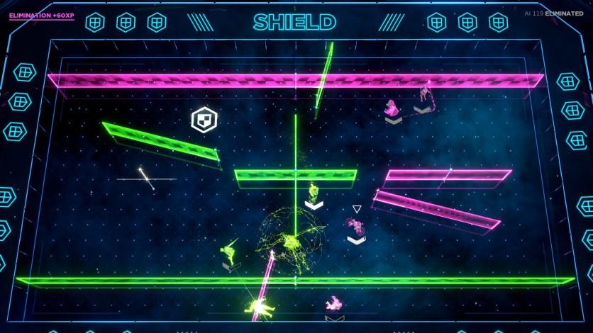 Screenshot 4 - Laser League