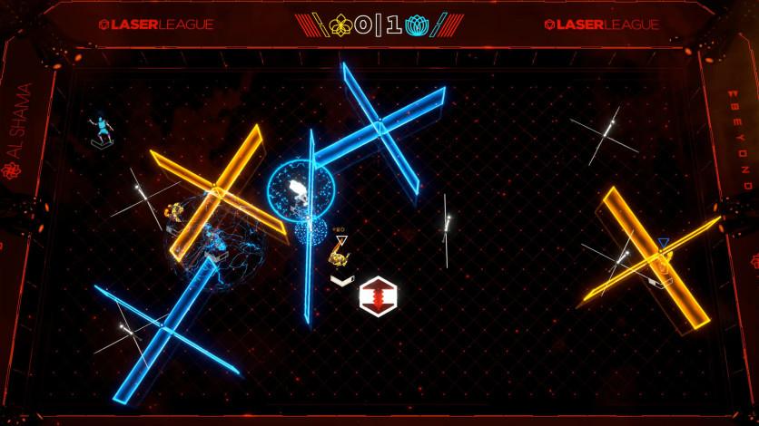 Screenshot 3 - Laser League