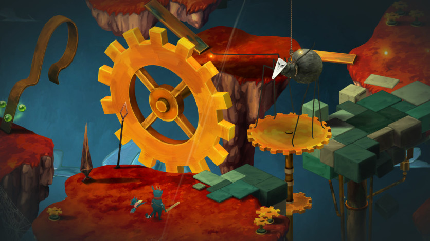 Screenshot 4 - Figment Deluxe Edition