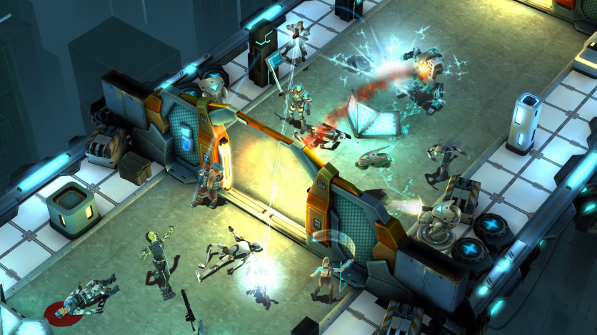 Screenshot 3 - Shadowrun Chronicles: Boston Lockdown Deluxe
