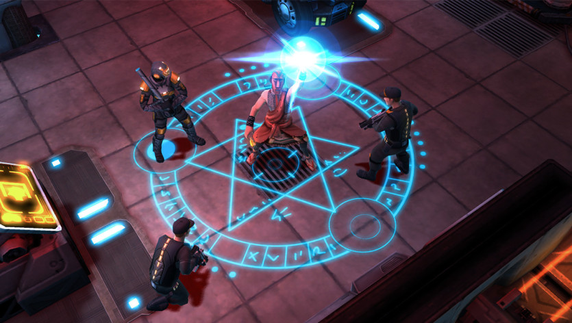 Screenshot 14 - Shadowrun Chronicles: Boston Lockdown Deluxe